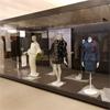 Deson Glasmontrar, Borås Textilmuseum. Balenziaga utställningen
