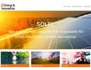 Deson Solel på webbplats
