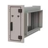Camfil Panel Filter Housing filterskåp, kvadratisk anslutning