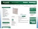 Camfil Termikfil 2000 på webbplats