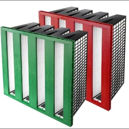 Camfil CamGT filter för gasturbiner