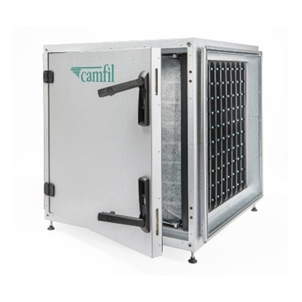 CamCube HF filterskåp för påsfilter