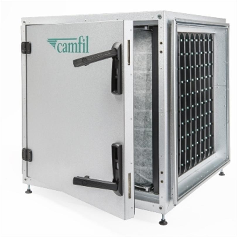 CamCube HF-L filterskåp för påsfilter