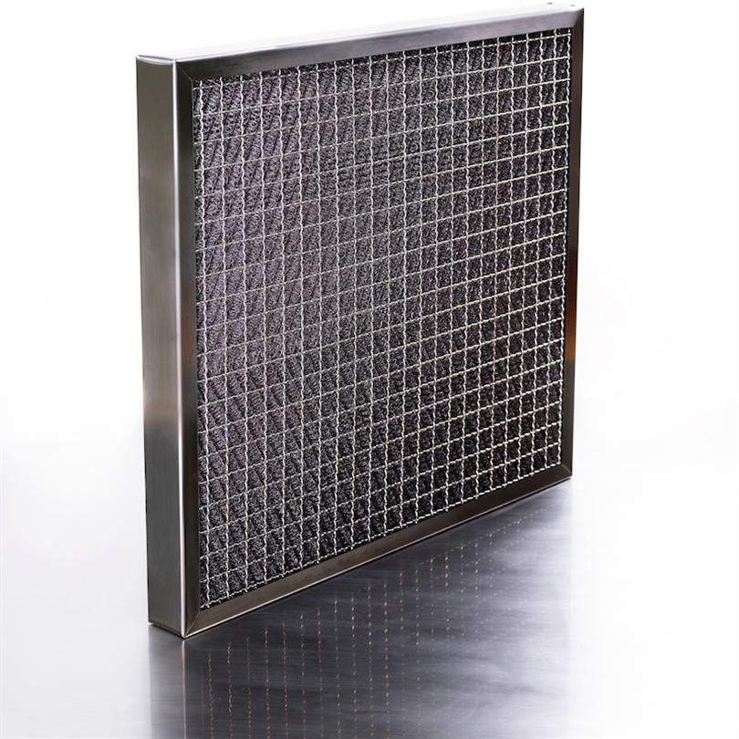 Metallfilter för ventilationer
