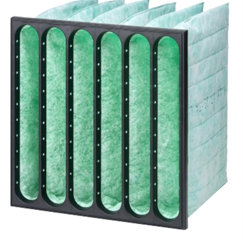 Luftfilter med hög avskiljningsgrad