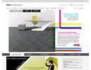 Tretum Shaw textilgolv Space Worx på webbplats