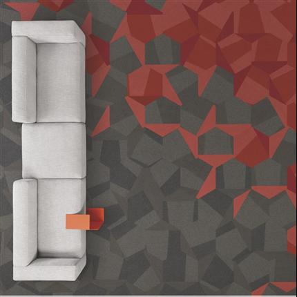 Tretum Shaw Textilgolv - Configure, 5T161-59615