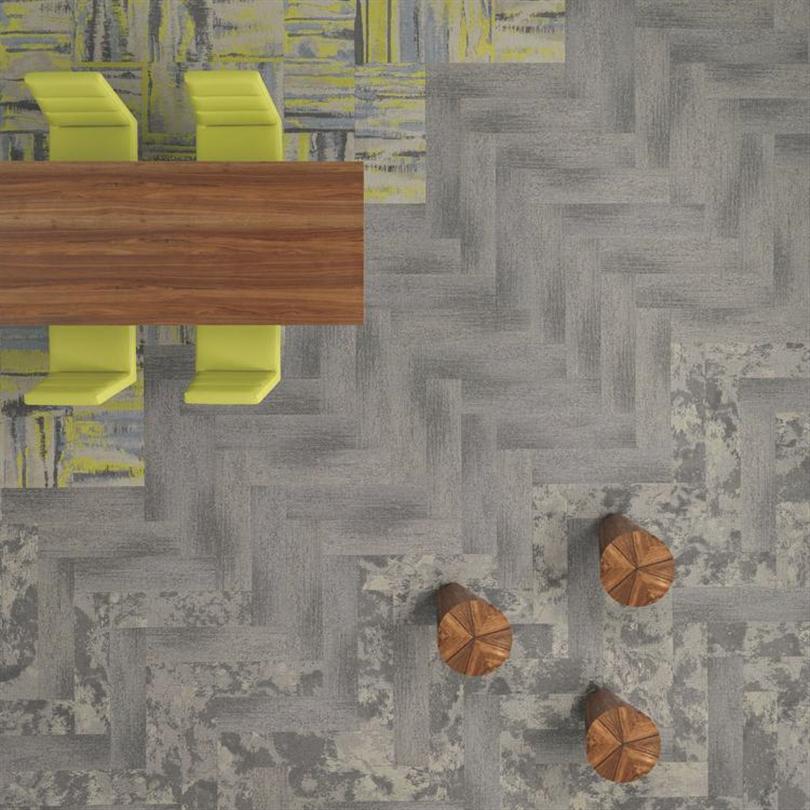Tretum Shaw textilgolv - The Park, 5T140, 38530