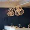 Showroom belysningsarmaturer