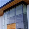 UpGlaze VidaPoint rörligt glassystem på fasad