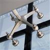 UpGlaze VidaPoint rörligt glassystem med rod-stomme