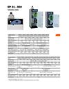 EP 31-750 elpannor, Teknisk data