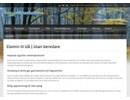 Elomin III elpanna på webbplats