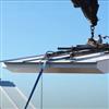 Novasip Roof sandwichpanel med falsad bandtäckning