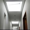 Vilenta SkyVision takfönster i korridor