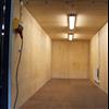Containertjänst Isolerad 20 fots container med el och värme