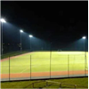 SirLED belysningsarmatur för fotbollsplaner