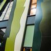 Rockpanel Brilliant glittrande fasadskivor