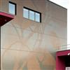 Rockpanel Metallic fasadskivor med motiv