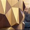 Rockpanel Premium fasadskivor i kundanpassad 3D-design