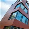 Rockpanel Stones fasadskivor, Mineral rost