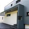 Rockpanel Uni fasadskivor på fasad