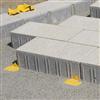 ISATec markförankringar som förhindrar förskjutning av markbeläggningar