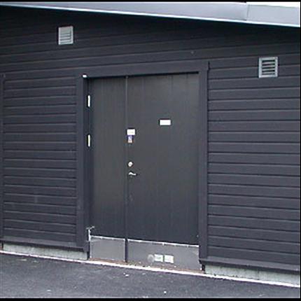 Dörr & Portbolaget förrådsdörrar