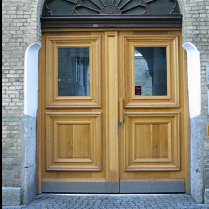 Dörr & Portbolaget massivdörrar, oisolerade