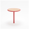 Mobilis Circinus parkmöbler, bord högt