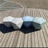 SMALLrevolution parkmöbler av 100% återvunnen plast