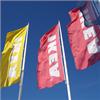 Formenta flaggstång ISS, Ikea