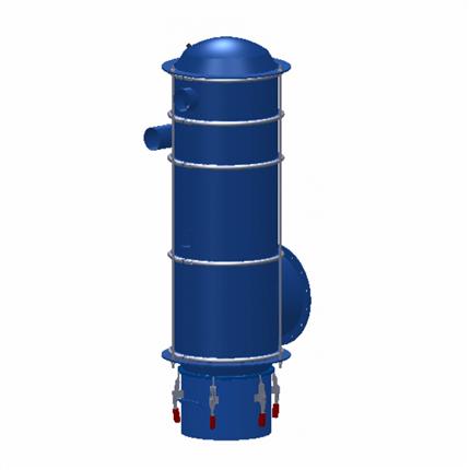 Dustcontrol Filtercykloner