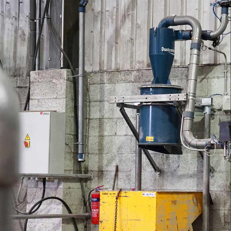 Dustcontrol Filterenhet
