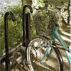 KNM cykelställ Gävle med LOX låskätting