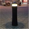 KNM pollare, gummi LED