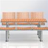 KNM UrbaniC möbelserie soffa, bord och bänk