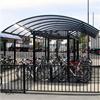 KNM cykelparkering/-tak, Velos