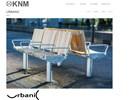 Möbelserie UrbaniC på webbplats
