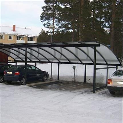 KNM Carport Arvidsjaur