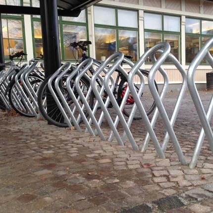 KNM Cubito cykelställ