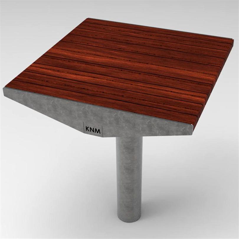 KNM UrbaniC litet bord, träribbor