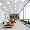 Ecophon Advantage™ akustiktak på flygplats