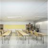 Ecophon Focus i klassrum