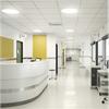 Ecophon Focus på sjukhus