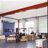 Ecophon Industry™ akustiktak i lagermiljö