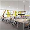 Ecophon Master™ akustiktak i skolmiljö