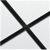 Ecophon Master™ Eg akustiktak med vita kanter