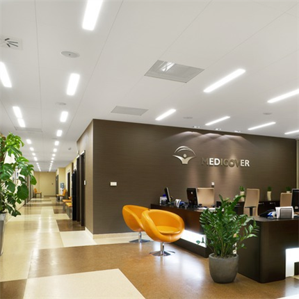Ecophon Line™ LED