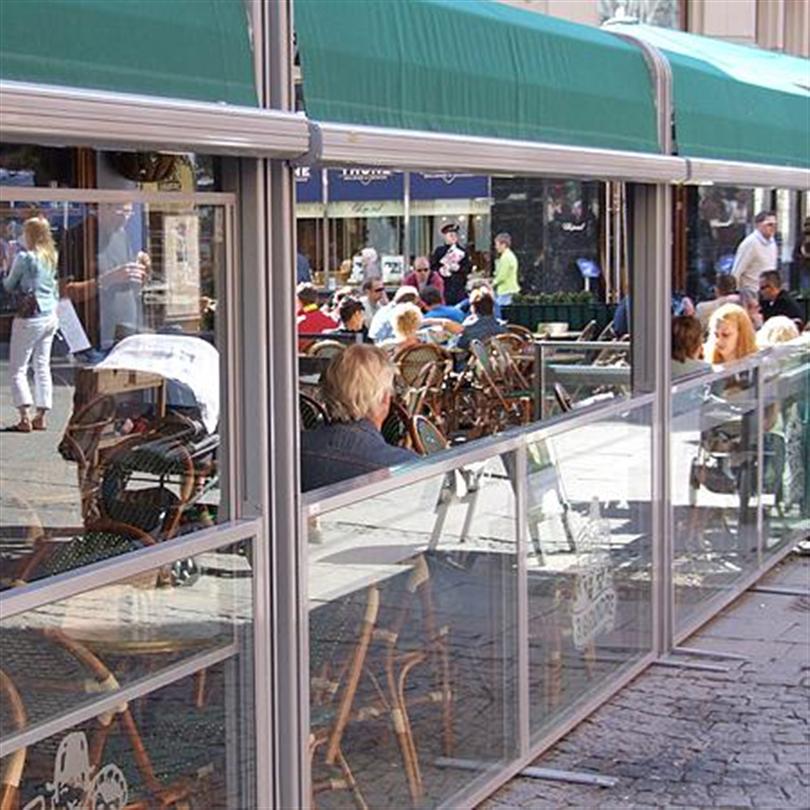 Café au Lä, Norge